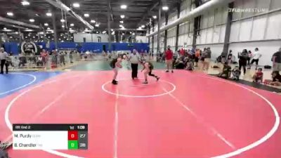 125 lbs Rr Rnd 2 - Maximus Purdy, Team Gotcha vs Brayden Chandler, The Funky Singlets