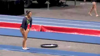 Sydney Senter - Double Mini Trampoline, MTGA - 2021 USA Gymnastics Championships