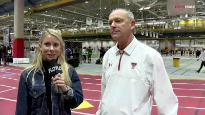 Wes Kittley guides Texas Tech to program's first Big 12 indoor team title