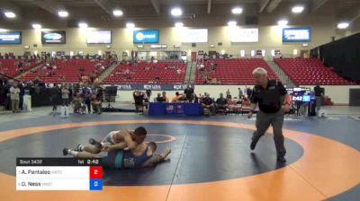 70kg 3rd Place: Alec Pantaleo, Michigan RTC vs Dylan Ness, Minnesota Storm