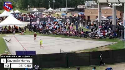 Replay: Shot Put - 2021 AAU Junior Olympic Games | Aug 3 @ 8 AM