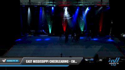 East Mississippi Cheerleading - EMC Scorpions [2021 L3 Junior - D2 - Small Day 1] 2021 The U.S. Finals: Pensacola