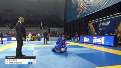 JAMES RICHARD PUOPOLO vs RAFAEL VASCONCELOS DE LIMA 2019 Pan Jiu-Jitsu IBJJF Championship