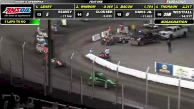 Feature Replay | USAC Sprints Sunday at Huset's Speedway