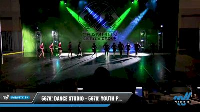 5678! Dance Studio - 5678! Youth Prep All Stars [2021 Youth - Prep - Jazz Day 3] 2021 CSG Dance Nationals