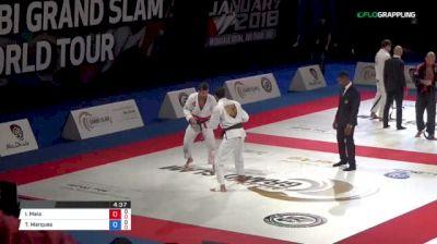 Igor Maia vs Thiago Marques Abu Dhabi Grand Slam Abu Dhabi