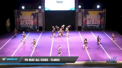 PA Heat All Stars - Flares [2021 L1 Junior - D2 Day 2] 2021 ACDA: Reach The Beach Nationals