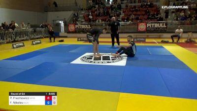 Piotr Frechowicz vs Fedor Nikolov 2019 2nd ADCC European Trials