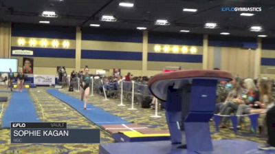 Sophie Kagan - Vault, NGC - 2018 Brestyan's Las Vegas Invitational