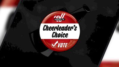 Watch The Cheerleader's Choice: School Spirit Spotlight Champion Reveal