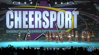 ACE - Chiefs [2019 Large Senior 5 Day 1] CHEERSPORT Nationals: Friday Night Live