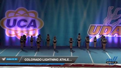 - Colorado Lightning Athletics - Blizzard [2019 Senior 3 Day 2] 2019 UCA and UDA Mile High Championship