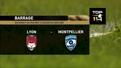 2019 French Top 14 Playoffs: Lyon vs Montpellier
