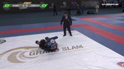 FERNANDO SOARES vs GUILHERME CARVAL 2018 Abu Dhabi Grand Slam Rio De Janeiro
