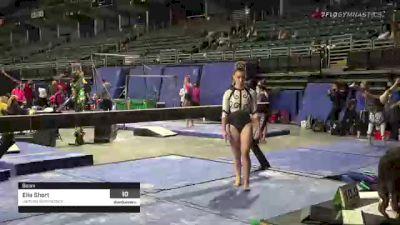 Ella Short - Beam, JamJev Gymnastics