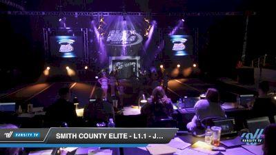 Smith County Elite - L1.1 - Junior PREP [2019 Sparkles 2:19 PM] 2019 US Finals Pensacola