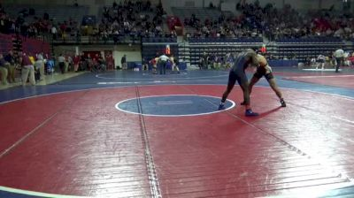 174 lbs Round of 32 - Khamari Whimper, Univ Of Pennsylvania vs Forrest Przybysz, Appalachian State