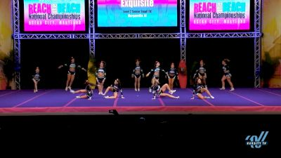 Premier All Stars (NJ) [2019 Exquisitie L2 Senior - Small - B] 2019 Reach The Beach Nationals