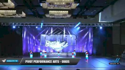 Pivot Performance Arts - Oikos [2021 Youth - Pom Day 2] 2021 ACP Power Dance Nationals & TX State Championship