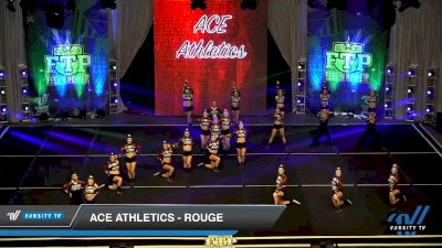 ACE Athletics - ROUGE [2020 L7 International Open - Coed - Small Day 1] 2020 Feel The Power East