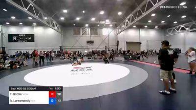 155 lbs Final - Trinity Gottler, WOW North vs Reese Larramendy, Wyoming Seminary