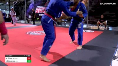 Victor Silverio vs Isaque Bahiense World Series of Grappling #2