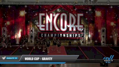 World Cup - Gravity [2021 L1 Youth Day 1] 2021 Encore Championships: Pittsburgh Area DI & DII