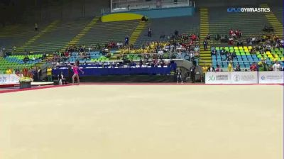 Grace McCallum - Floor, United States - 2018 Pacific Rim Championships