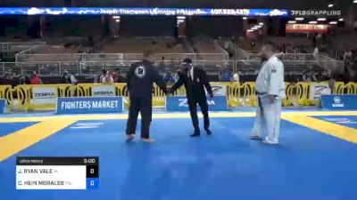 JEFFREY RYAN VALE vs CHASE HEIN MORALES 2020 World Master IBJJF Jiu-Jitsu Championship