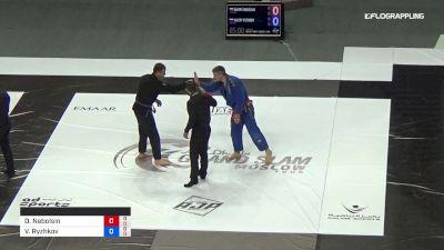 Dmitry Nebolsin vs Valery Ryzhkov 2019 Abu Dhabi Grand Slam Moscow