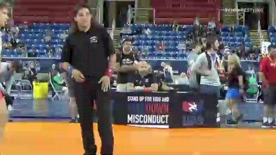160 lbs Round Of 64 - Tanner Willett, Tennessee vs Vincent Zerban, Illinois