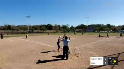 Breakers Labs vs. Firecrackers - 2020 Bombers Exposure Weekend - Veterans