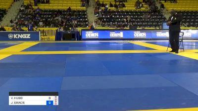 VICTOR HUGO COSTA MARQUES vs JONNATAS GRACIE ARAUJO DA SILVA 2019 World Jiu-Jitsu IBJJF Championship