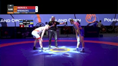 Aimar Andruse vs Vasyl Mykhailov