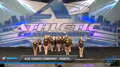 ACE Cheer Company - Huntsville - Raiders [2021 L2 Youth Day 2] 2021 Athletic Championships: Chattanooga DI & DII