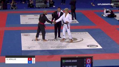 ADRIANO ARAUJO vs Levi Jones-leary 2019 Abu Dhabi Grand Slam Abu Dhabi