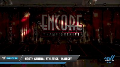 North Central Athletics - Majesty [2021 L1 Youth - D2 Day 2] 2021 Encore Championships: Pittsburgh Area DI & DII