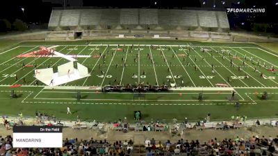 MANDARINS at 2021 DCI Celebration - Austin