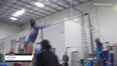 Emily Galan - Bars, Texas Dreams - 2021 Region 3 Women's Championships