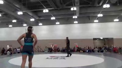 65 kg Consolation - Esther Han, Mo vs Destiny Rodriguez, Or