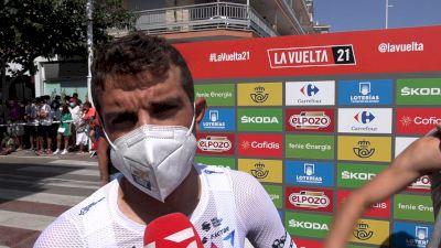 James Piccoli: 'The Vuelta Starts Today' Stage 7 - 2021 Vuelta A España
