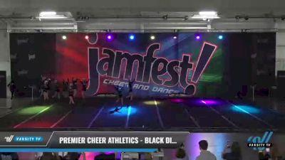 Premier Cheer Athletics - Black Diamonds [2021 L2 Senior Day 2] 2021 JAMfest: Liberty JAM