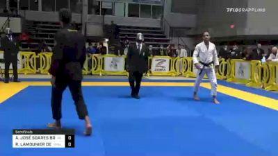ALEF JOSÉ SOARES BRITO DE MORAIS vs RODRIGO LAMOUNIER DE FREITAS 2020 American National IBJJF Jiu-Jitsu Championship