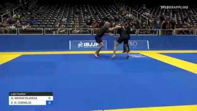 JEFFIE JACKSON HORN JR. vs STEVEN LEE FLANAGAN 2021 World IBJJF Jiu-Jitsu No-Gi Championship