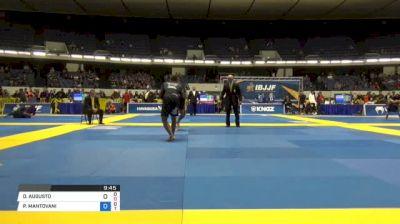 OSVALDO AUGUSTO vs PABLO MANTOVANI World IBJJF Jiu-Jitsu No-Gi Championships