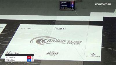 Kirill Tarasov vs Valery Ryzhkov 2019 Abu Dhabi Grand Slam Moscow