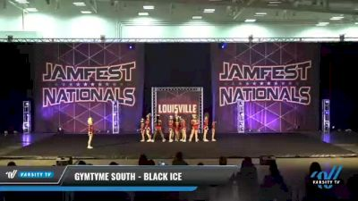 GymTyme South - Black Ice [2021 L2 Junior - Small Day 2] 2021 JAMfest: Louisville Championship