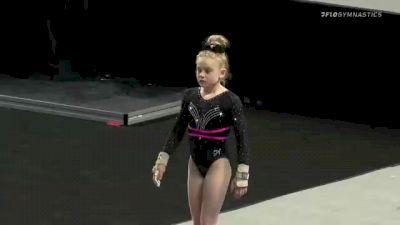 Ella Kate Parker - Vault, Cincinnati Gym - 2021 US Championships