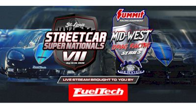 Full Replay | Street Car Super Nationals St Louis 8/14/20