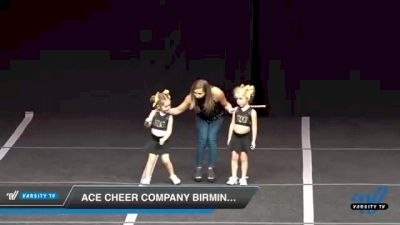 ACE Cheer Company Birmingham - Tiny Toms Toms [2020 L1 Tiny Small Novice] 2020 ACE Cheer Company Showcase